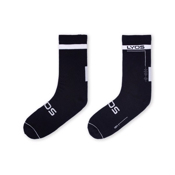 LYOS Socks ( Black )