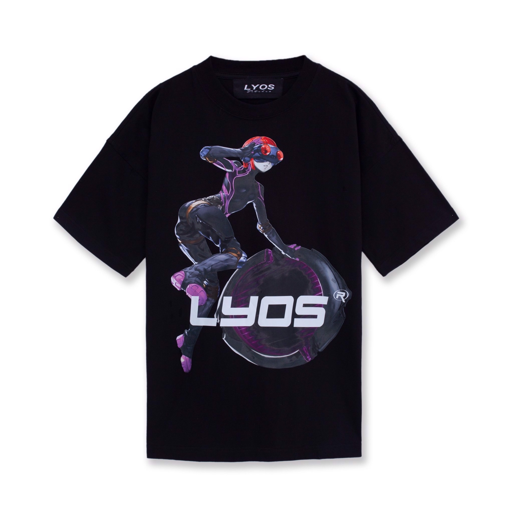 Myopic T-Shirt ( Black )