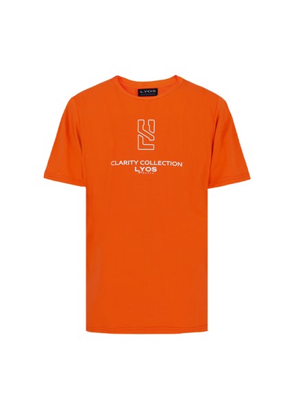 Orange Signature 2.0 T-Shirt