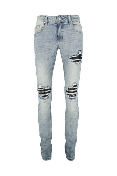 Indigo Light LP&W Jeans (J13)
