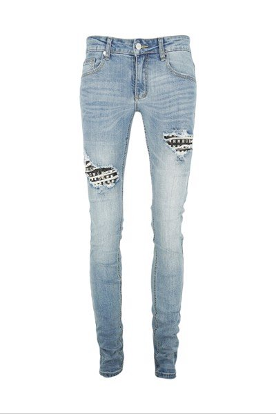 Indigo Light SL Jeans (J15)