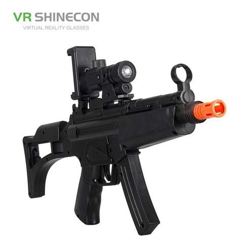 Plastic BT AR Game GUN