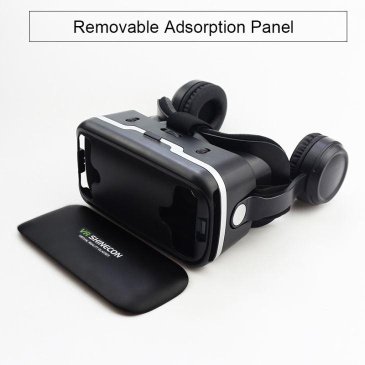 EGA VR 3D HEADSET - Kính Tai Nghe Thực Tế Ảo EGA VR