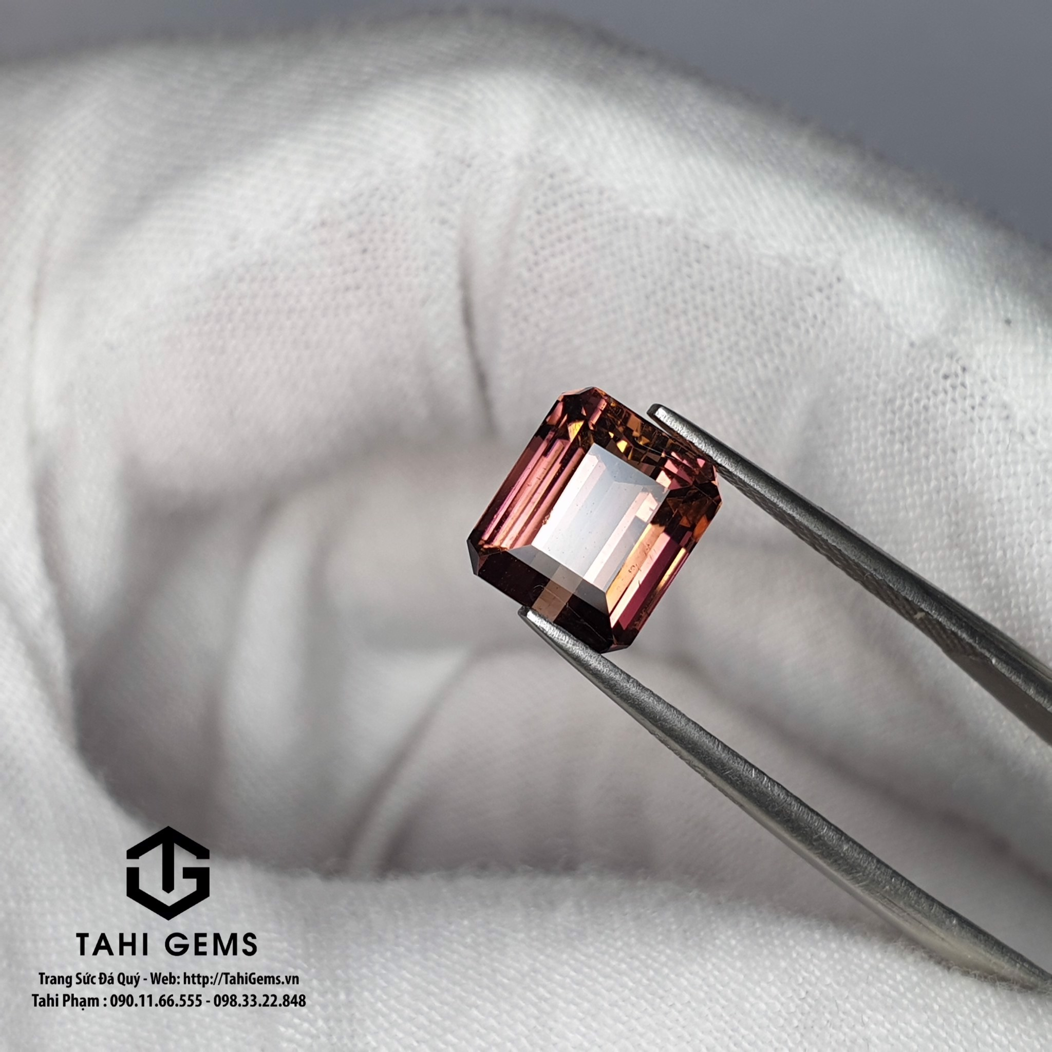 TAHI 11313 NATURAL TOURMALINE