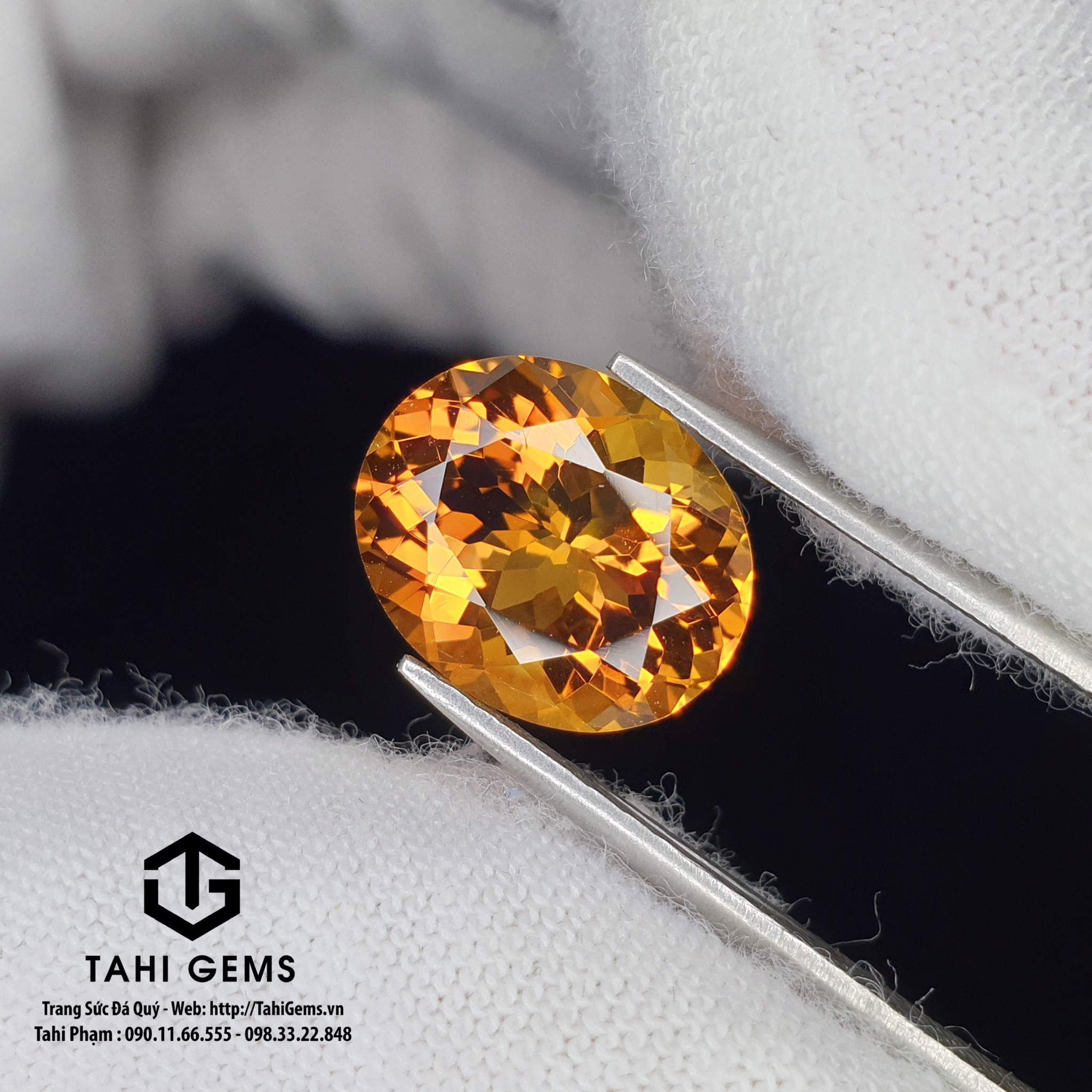 TAHI 11330 NATURAL CITRINE