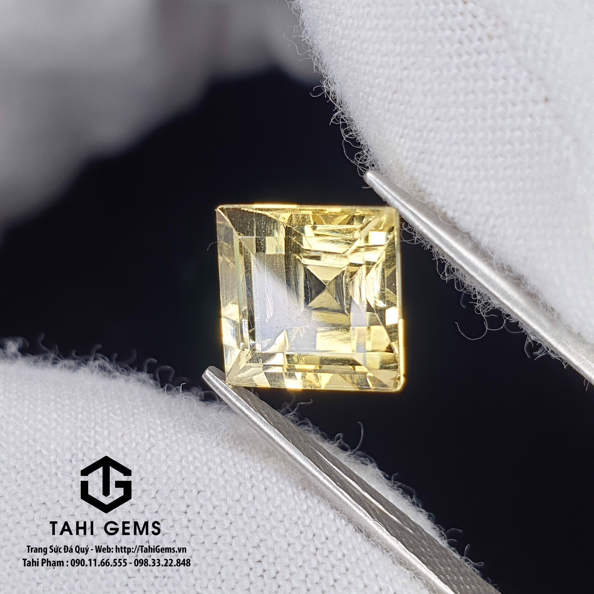TAHI 8312 NATURAL CITRINE