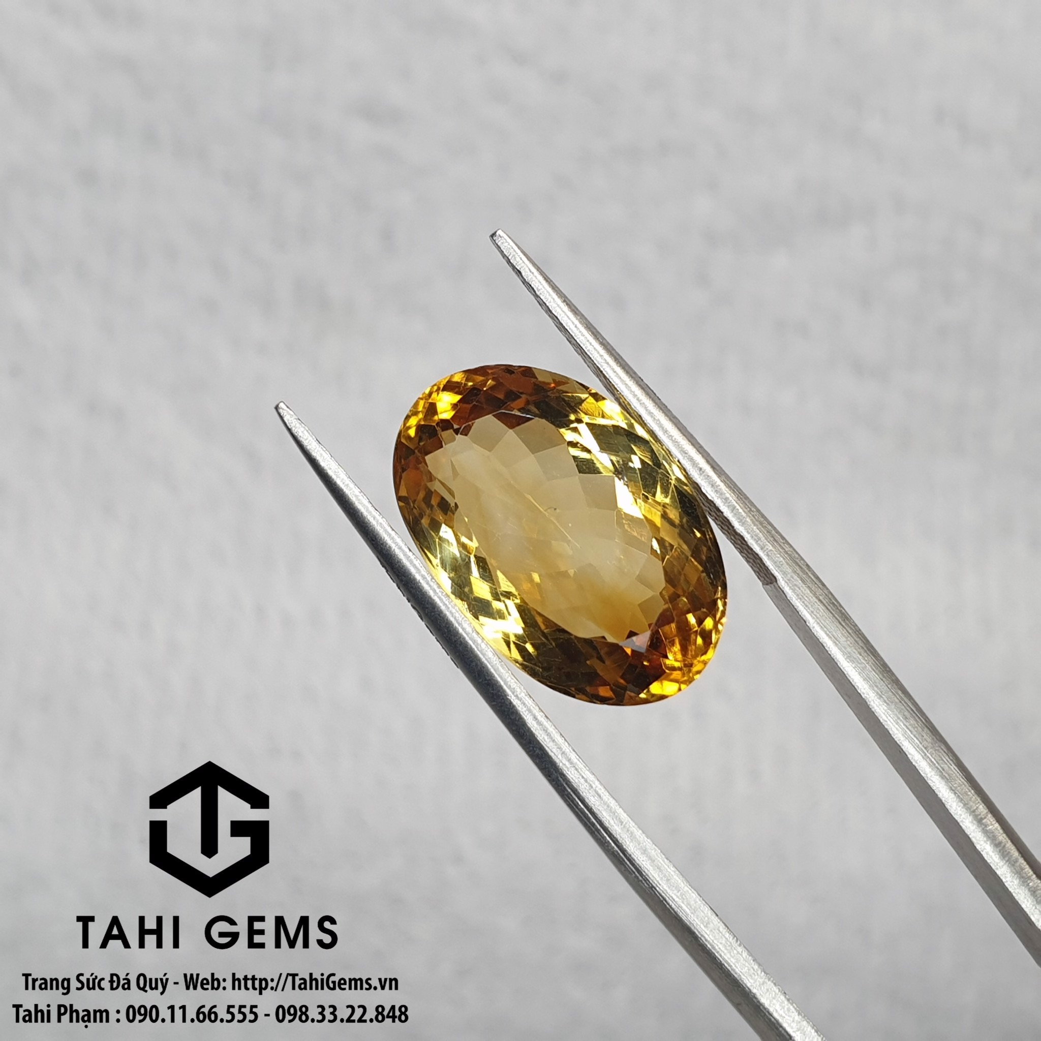 TAHI 8125 NATURAL CITRINE H3A T2