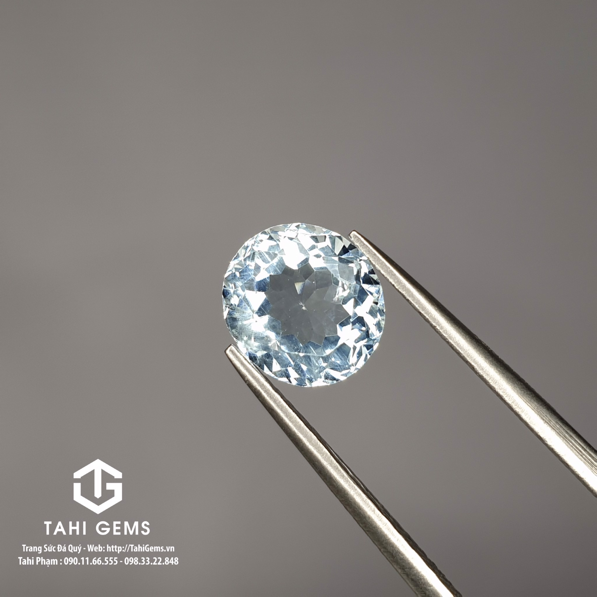 TAHI 8752 NATURAL AQUAMARINE