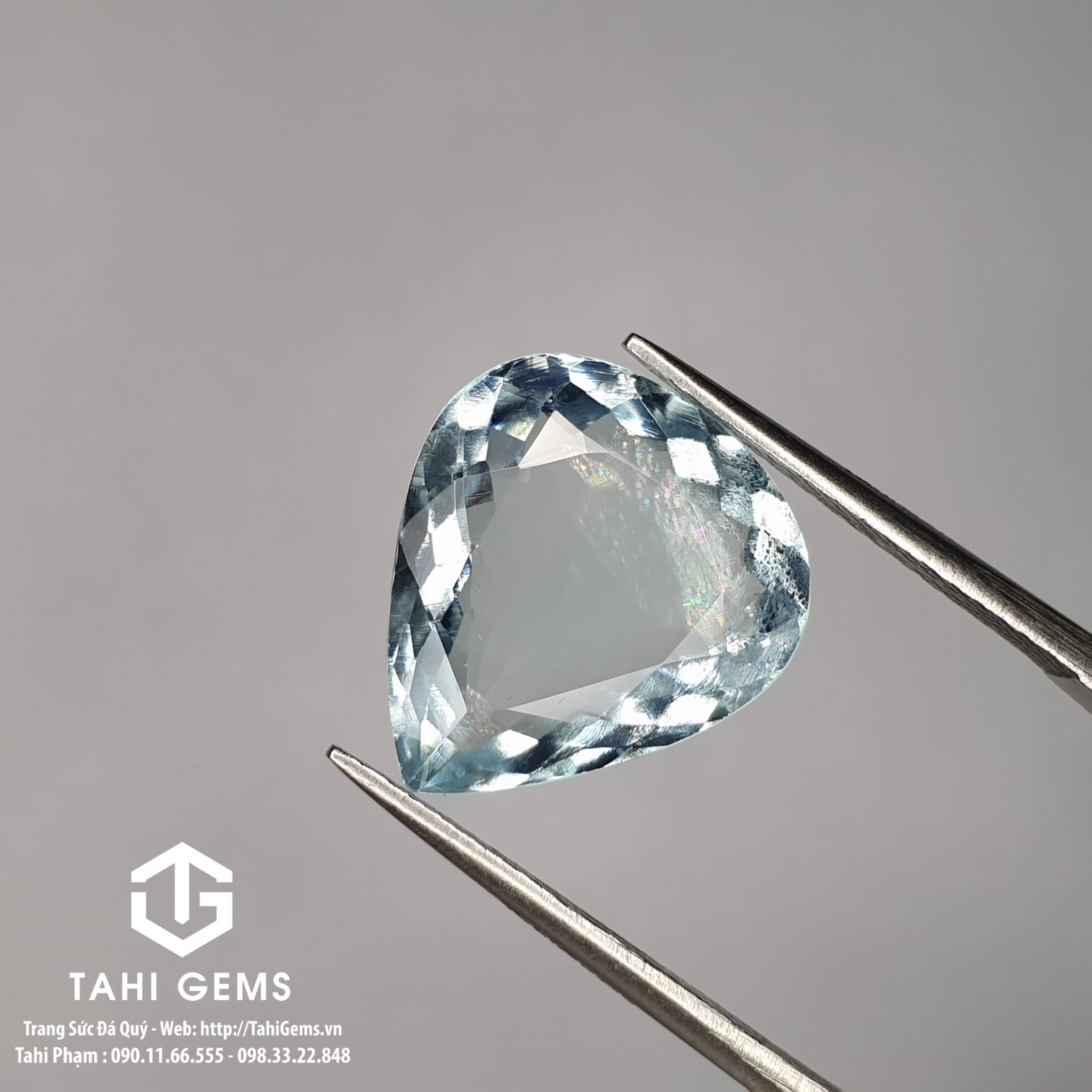 TAHI 8789 NATURAL AQUAMARINE