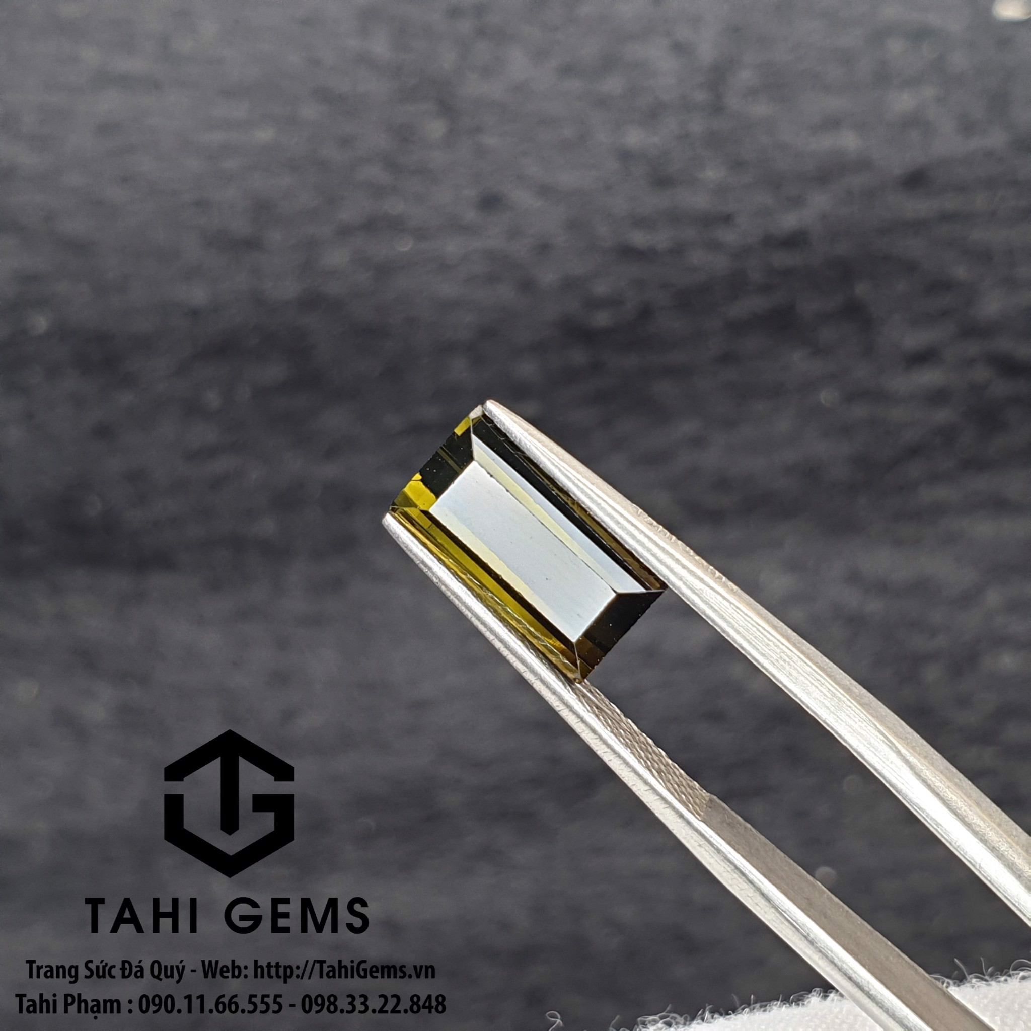 TAHI 8152 NATURAL TOURMALINE H8 T3