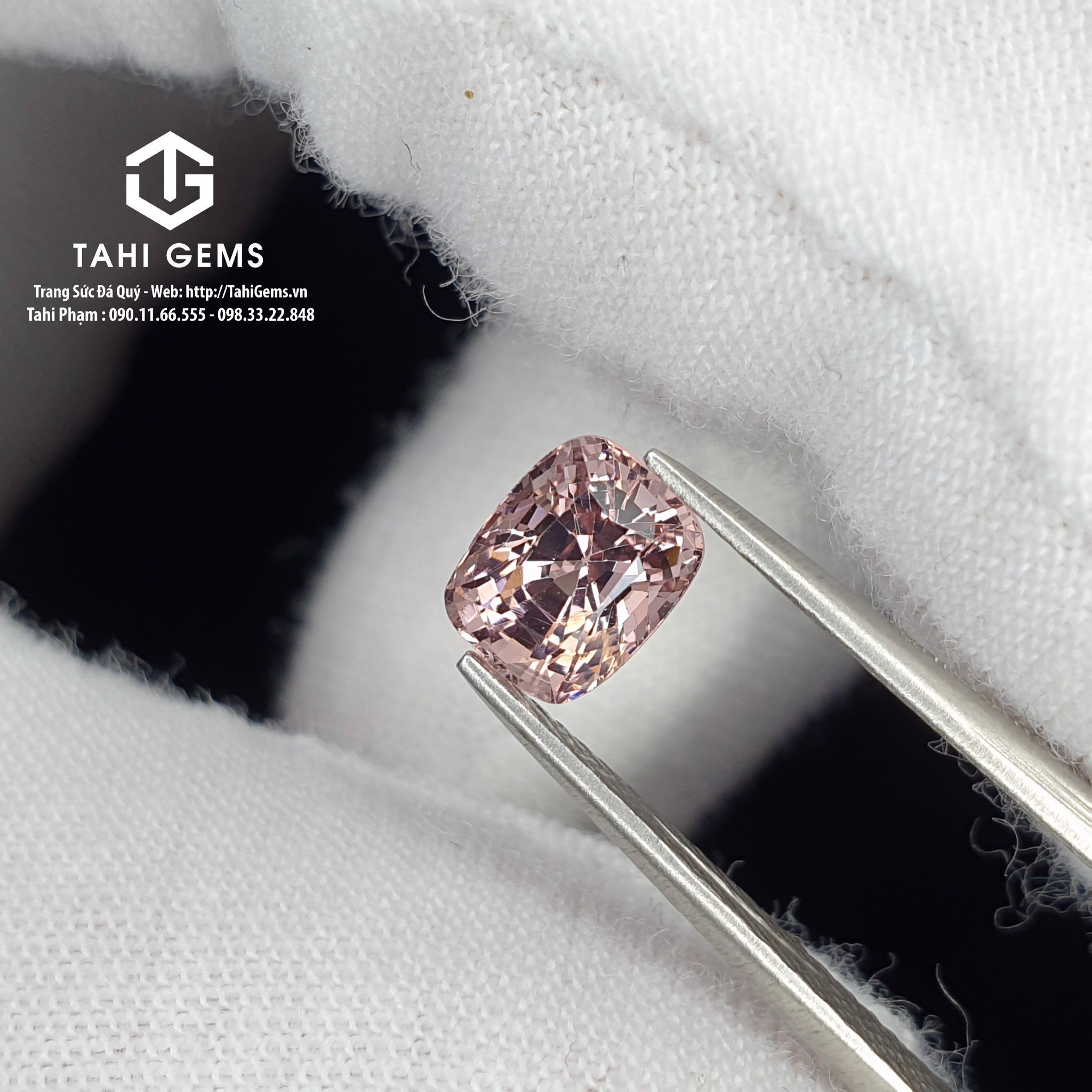TAHI 6963 NATURAL PINK SPINEL