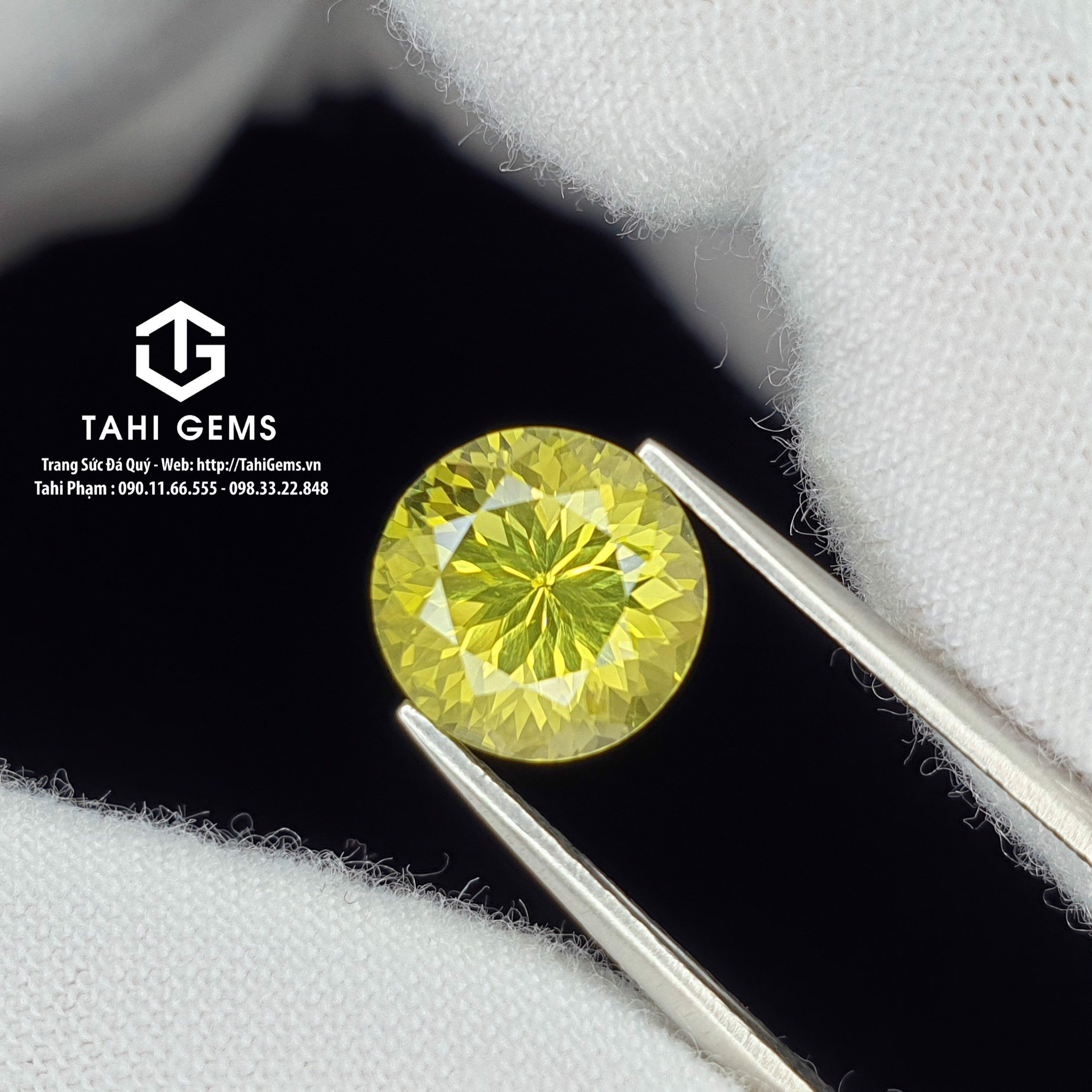 TAHI 11373 NATURAL CITRINE