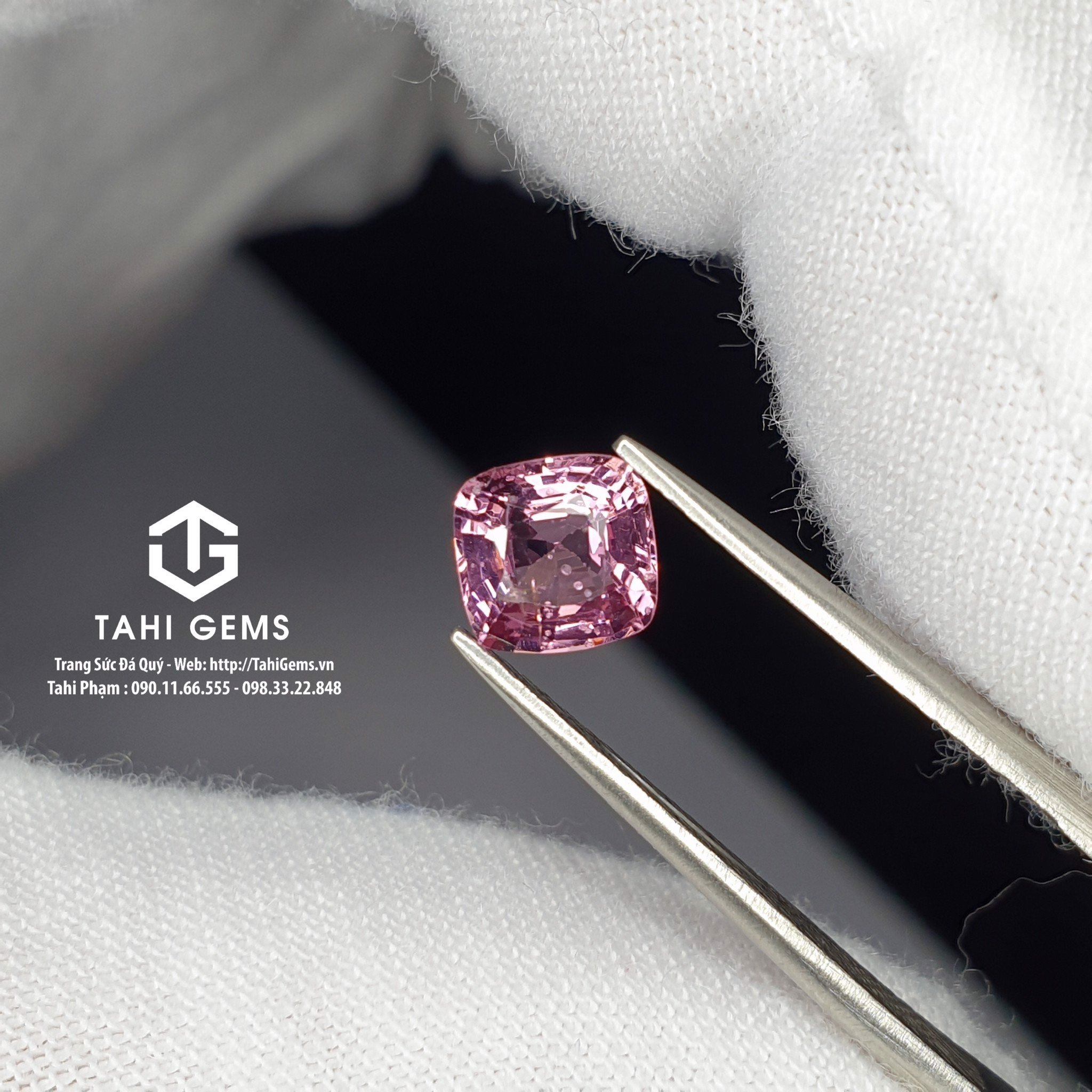TAHI 10571 NATURAL PINK SPINEL