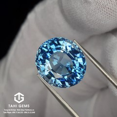 TAHI 11477 NATURAL BLUE TOPAZ