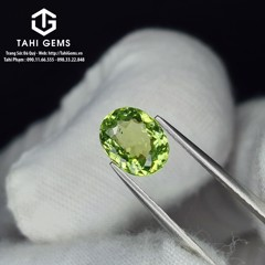 TAHI 6618 NATURAL GREEN TOURMALINE