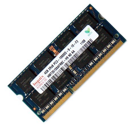 Ram laptop 4Gb DDR III