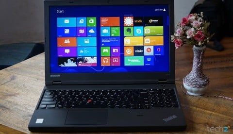 Lenovo Thinkpad W540 15.6' Core i7