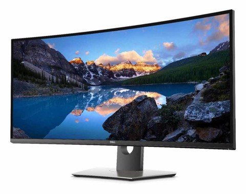 Dell UltraSharp 38 Curved Ultrawide Monitor - U3818DW