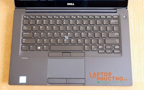 Dell  7480 14' QHD Touch screen (I7 7600u)