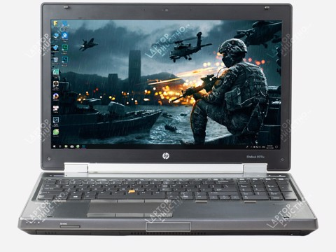 HP Workstation 8570w 15.6' VGA K2000M