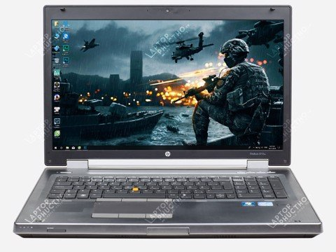 HP EliteBook 8770w 17.3' -  Core i7