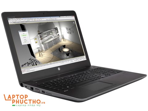 HP ZBook 15 G4 (i7 7700HQ)
