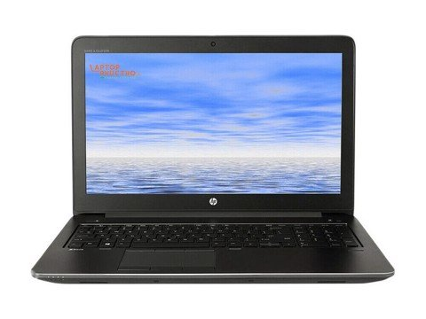 HP ZBook 15 G3 15.6' (i7 6820HQ)