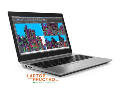 HP ZBook 15 G5 -15.6' Full HD (i7 8850H) P2000