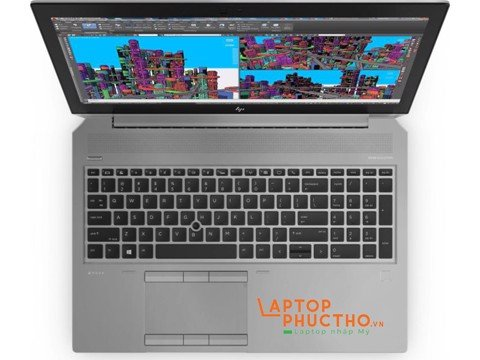 HP ZBook 15 G5 -15.6' Full HD (i7 8850H)