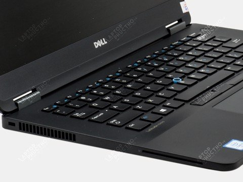 Dell 7470 14' (i5 6300u) Full HD