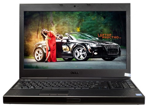 Dell  M4800 - 15.6' FULL HD (i7 4900)