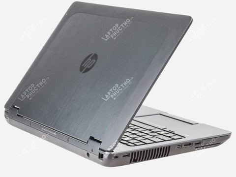 HP ZBook 15 - 15.6' - K2100 - 256GB SSD