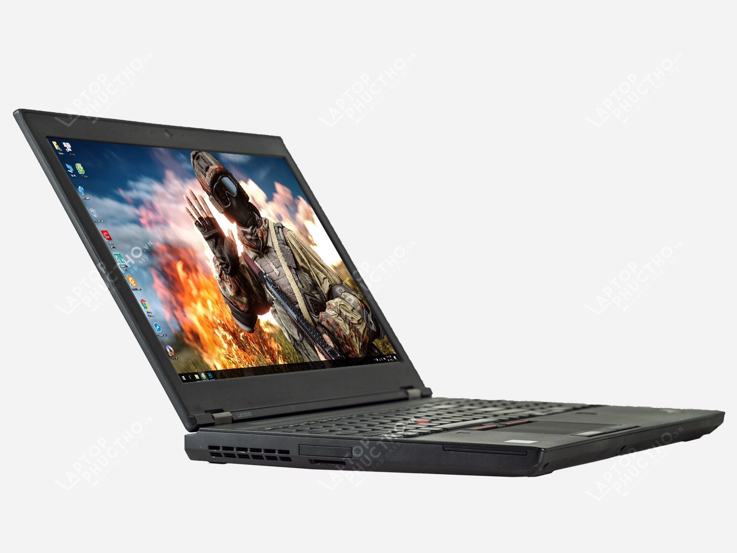 ThinkPad P50 15.6' 4K (i7 6820HQ)
