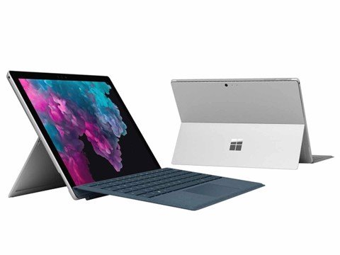 Surface Pro 7 12.3'
