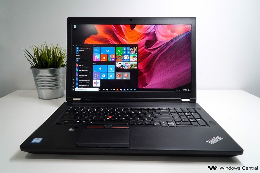 ThinkPad P71 17.3' 4K - (i7 7820HQ)