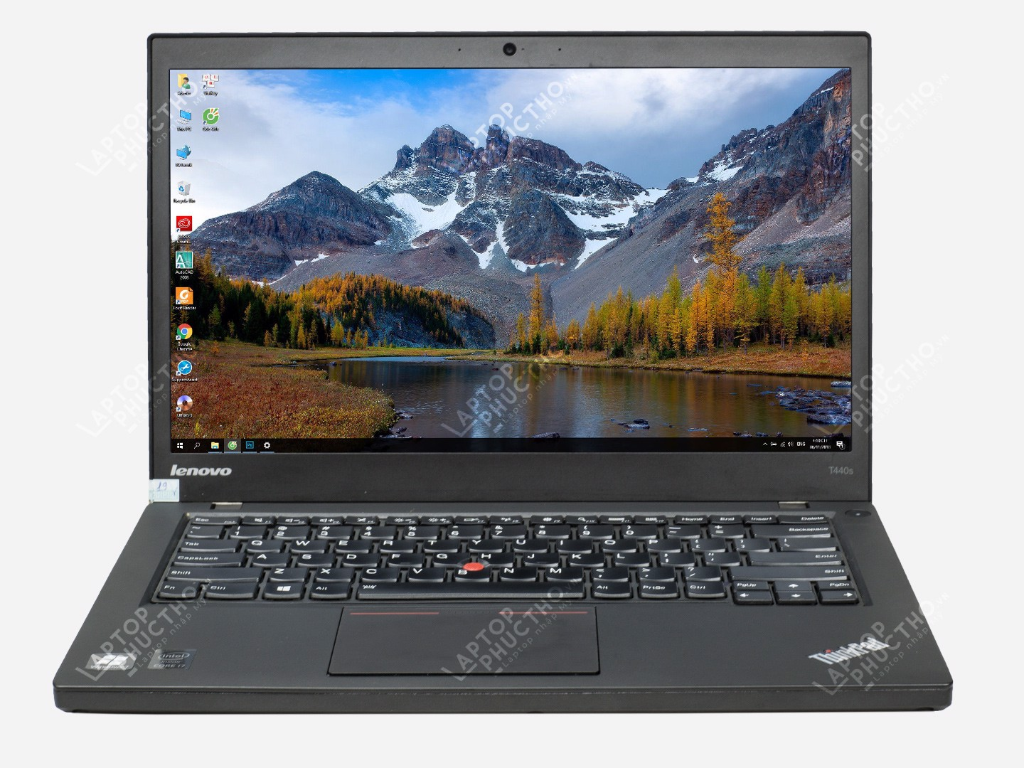 ThinkPad T440s 14' HD+ (i5 4300u)