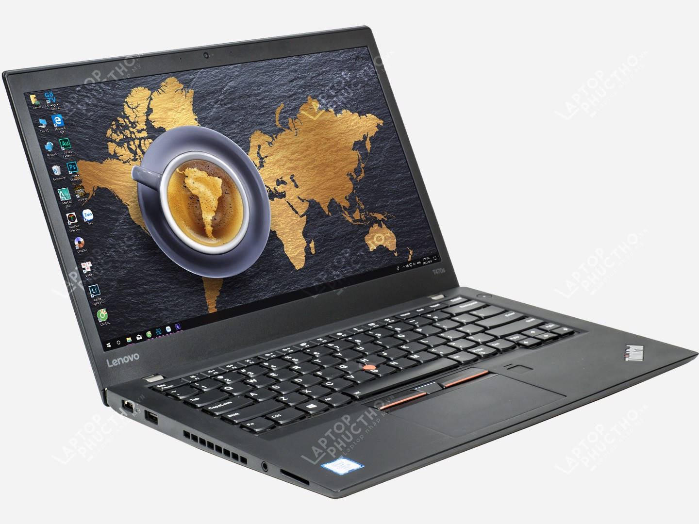 Thinkpad T470s 14' Full (i7 6600u)