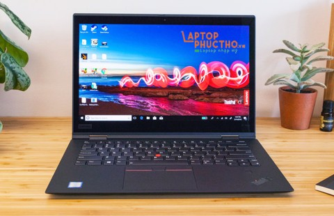 ThinkPad X1 Yoga 3rd Gen (i7 8650u) QHD