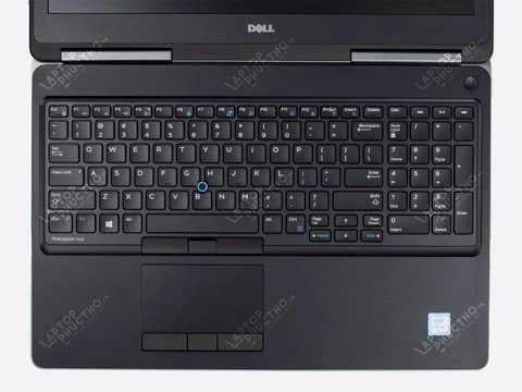Dell Precision 7510 - 15,6' (i7 6820HQ) M2000M