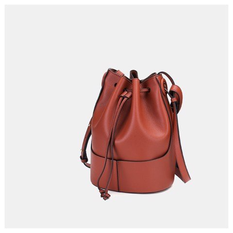 Túi bucket da Ralan - Leather bucket bag 1200220-125