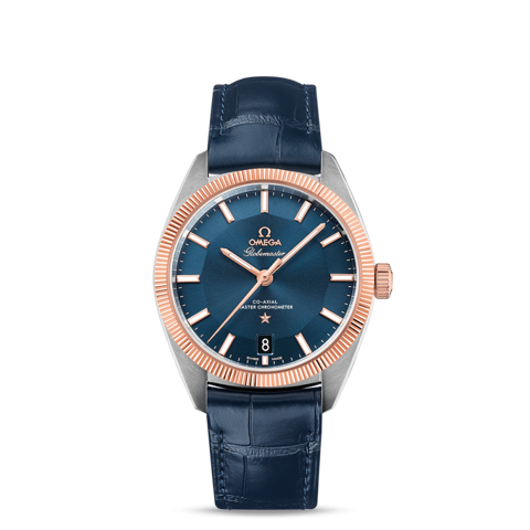 Đồng hồ Omega Constellation Globemaster Co-Axial Chronometer 130.23.39.21.03.001