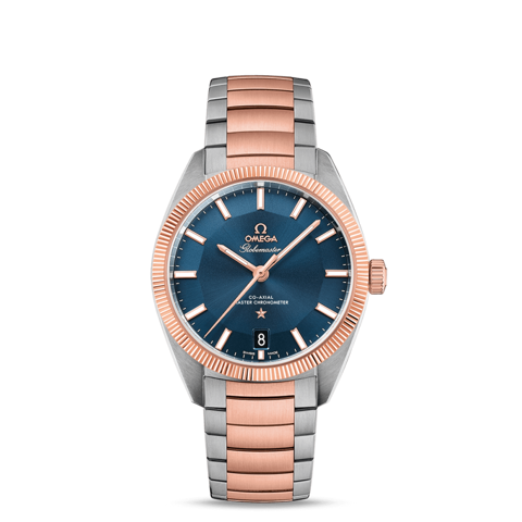 Đồng hồ Omega Constellation Globemaster Co-Axial Chronometer 130.20.39.21.03.001