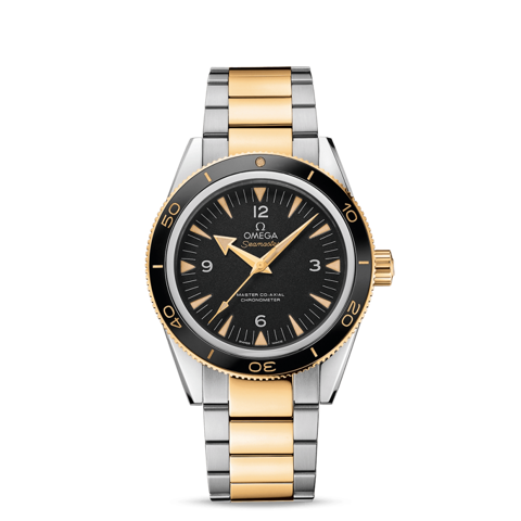 Đồng hồ Omega Seamaster 300 Master Co-Axial Yellow Gold 233.20.41.21.01.002