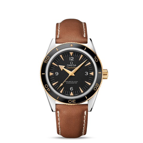Đồng hồ Omega Seamaster 300 Master Co-Axial Yellow Gold 233.22.41.21.01.001