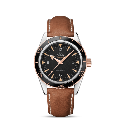 Đồng hồ Omega Seamaster 300 Master Co-Axial Sedna Gold 233.22.41.21.01.002