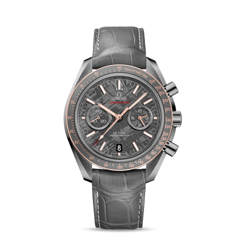 Đồng hồ Omega Speedmaster Moonwatch Grey Side of the Moon Meteorite 311.63.44.51.99.001