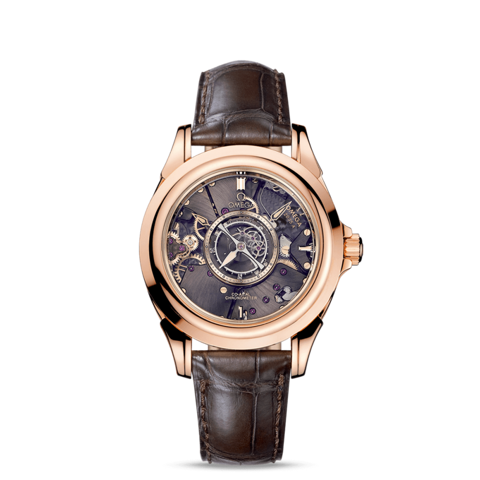 Đồng hồ Omega De Ville Tourbillon Co-Axial Numbered Edition 513.53.39.21.99.001
