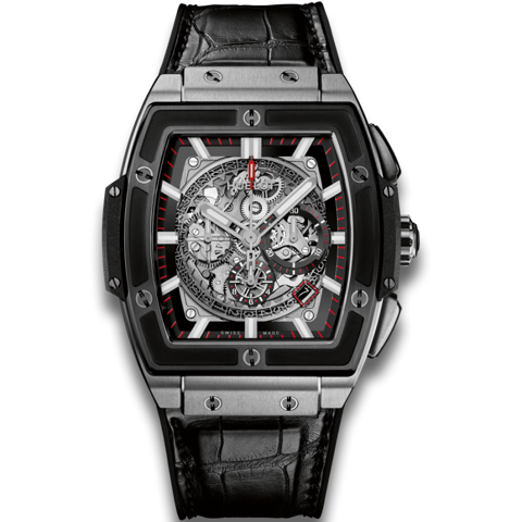 Đồng hồ Hublot Spirit Of Big Bang Titanium Ceramic 45 601.NM.0173.LR