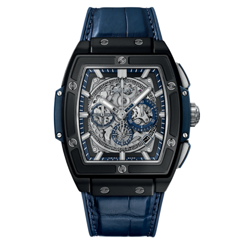Đồng hồ Hublot Spirit Of Big Bang Ceramic Blue 45 601.CI.7170.LR