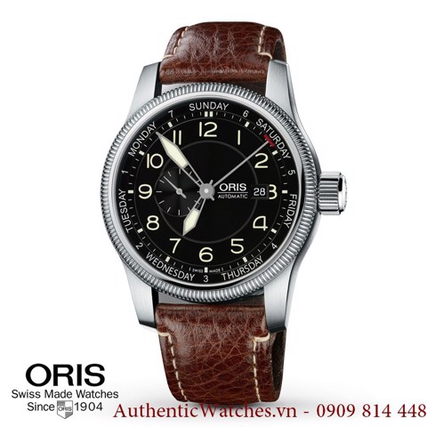 Đồng hồ Oris Big Crown Small Second Pointer Day 745 7629 4064